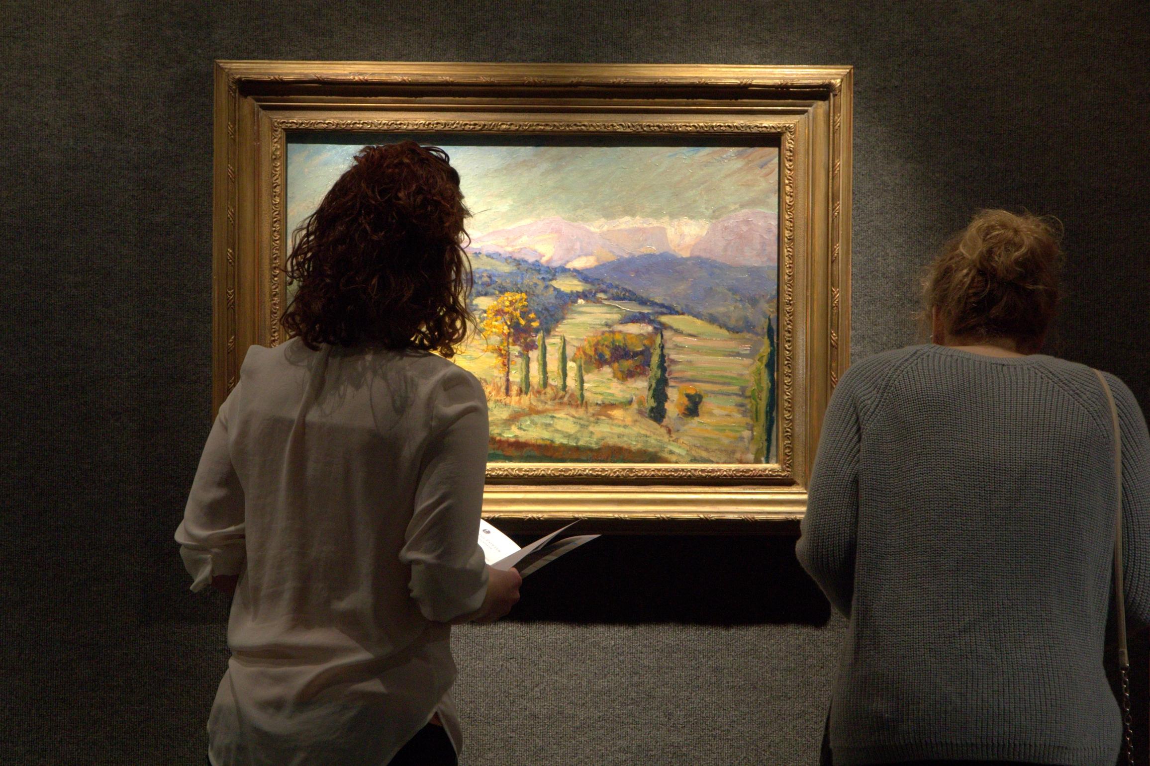 Fall Student Art Exhibit