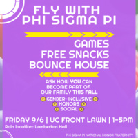 Fly with Phi Sigma Pi