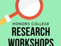 Honors College Research Workshop - Research Tools and Programs