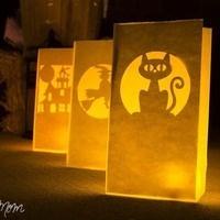 Cricut Class:  Luminaries