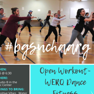 Free Open Workout Event - CHAARG