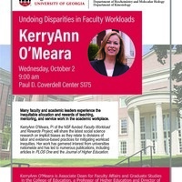 Lecture: KerryAnn O'Meara