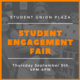 Student Engagement Fair