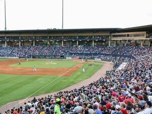 Gwinnett Stripers  vs Columbus Clippers