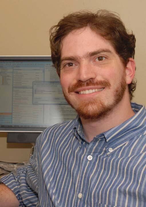 Invited Chemistry Seminar:  Dr.Jeff Anker