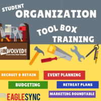 Student Organization Tool Box Training: Marketing Roundtable