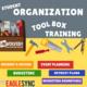 Student Organization Tool Box Training: Marketing Roundtable