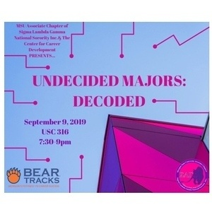 Undecided Majors: Decoded