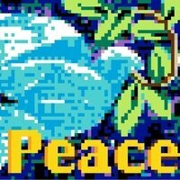 Stick Together® Peace Dove