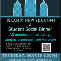 Student Social Dinner  & Islamic New Year 1441 | Chaplain's Office