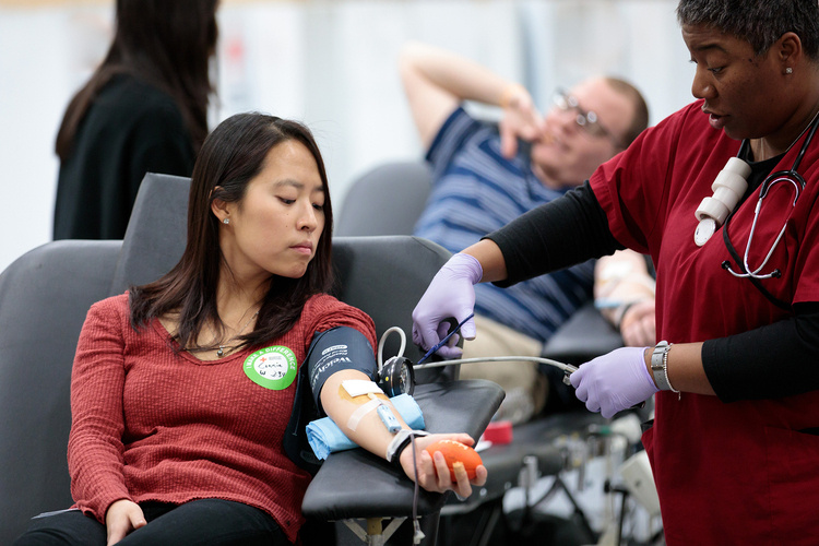 University-Wide Blood Drive
