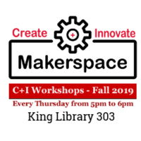 Libraries:  Copyright & Makerspace Considerations ​​​​​​​