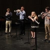 Brass and Woodwind Chamber Ensembles Concert
