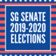 Student Government 2019-2020 Senate Elections