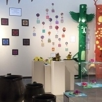 Reception: The Art of Teaching Exhibition