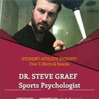 All Athlete Kickoff Talk: Steve Graef