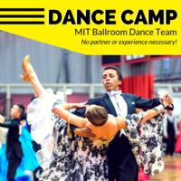 Ballroom Dance Camp - Rumba, Swing, and cupcakes