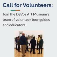 DeVos Art Museum Volunteers