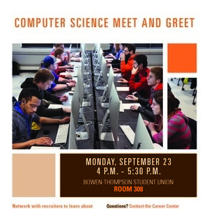Computer Science Meet and Greet
