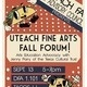 UTeach Fine Arts Fall Forum
