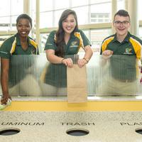 Blazer Spirit Campus Clean Up