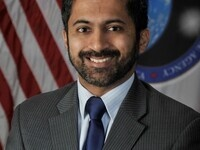 """America's """"Other"""" Space Program: National Security Space - A talk by Chirag Parikh of the National Geospatial Intelligence Agency"""