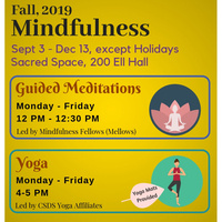 Mindfulness Guided Meditations