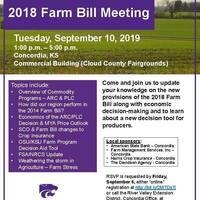 Farm Bill Meeting
