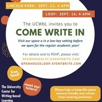 Come Write In: Loop Campus