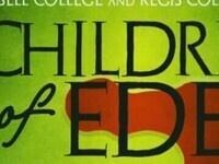 Lasell University Drama Club Children of Eden Information Session