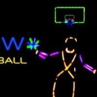 Glow in the Dark Basketball