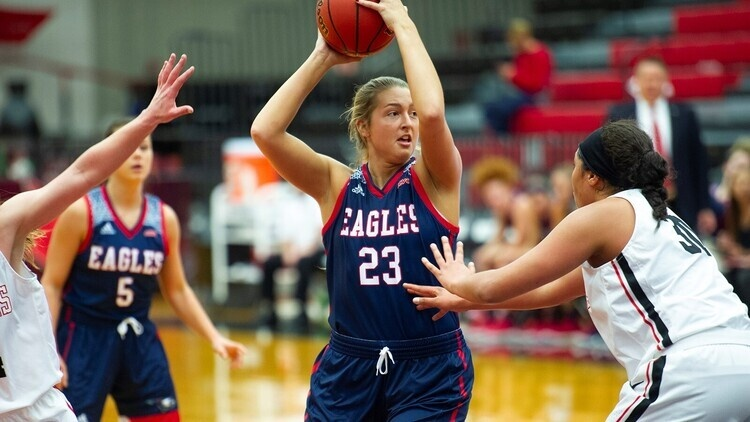 USI Women's Basketball vs Truman State University at Screaming Eagles Arena