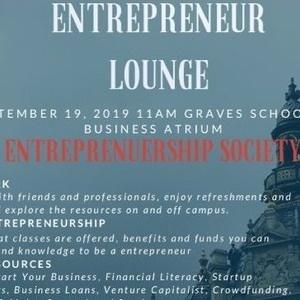 Entrepreneurship Lounge