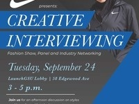 Nike presents: Creative Interviewing