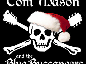 "Tom Mason and the Blue Buccaneers ""A Pirate's Christmas"""