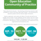 Open Educational Resources Community of Practice