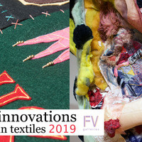"Reception of Exhibition ""Envelop"": FV gallery x Innovations in Textile St. Louis 2019"