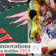 """Reception of Exhibition """"Envelop"""": FV gallery x Innovations in Textile St. Louis 2019"""