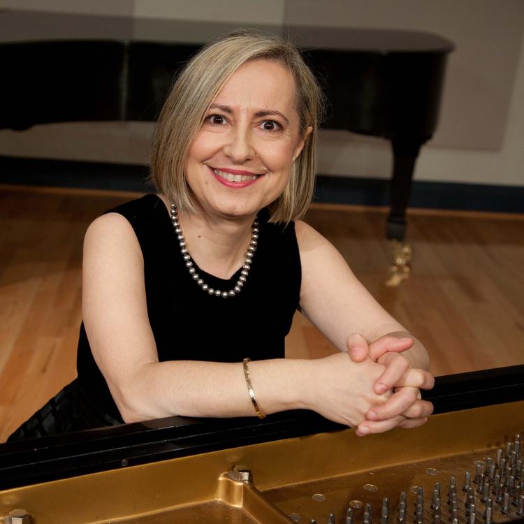 Pavlina Dokovska, PianoMaster Class 2019