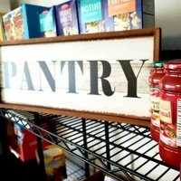 The Lion Food Pantry