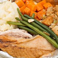 Leftover Thanksgiving Wraps