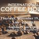 International Coffee Hour