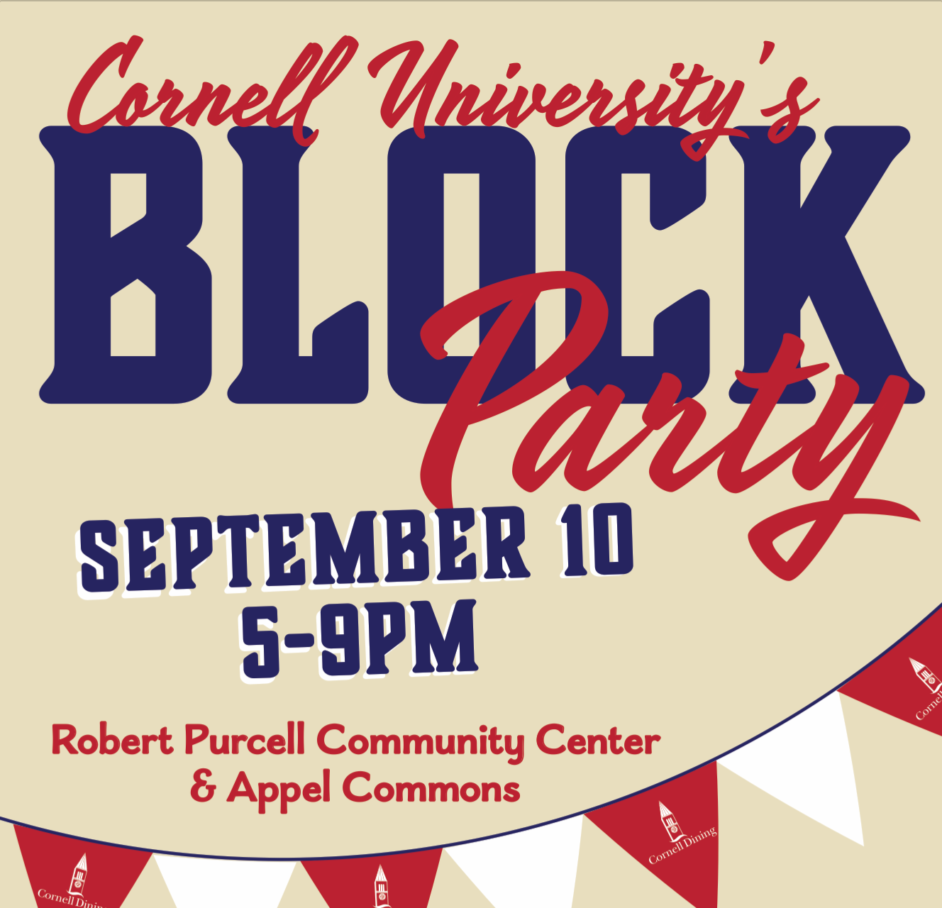 Cornell University's Block Party