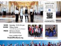 Pride of Portland Chorus featuring ClassRing
