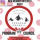 Program Council New Member Interest Night