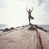 Outdoor Yoga - Week of Wellness Event