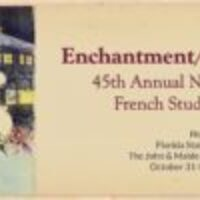 45th Annual Nineteenth-Century French Studies Colloquium