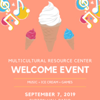 MRC Welcome Event