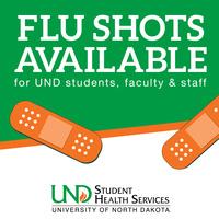 2019 Flu Shot Clinics on Campus
