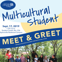 Multicultural Student Meet & Greet